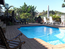 View of Zuider Zee Guest House B&B – Salt Rock Self Catering Accommodation / Ballito Holiday Self Catering Accommodation